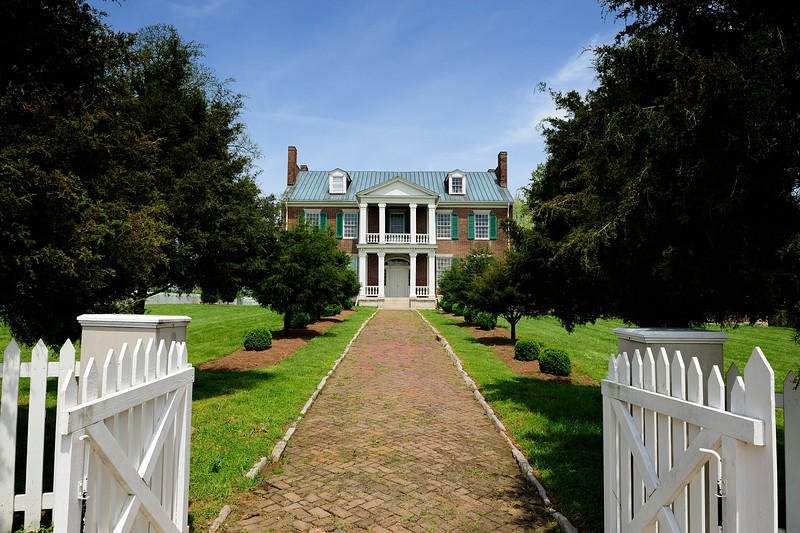 Carnton Place in Franklin, Tennessee.