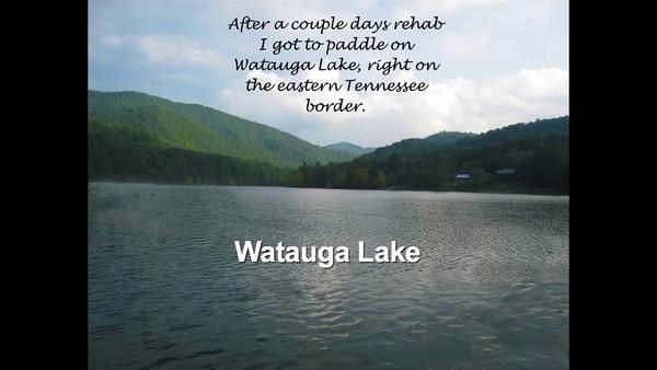 Watauga Lake-Display