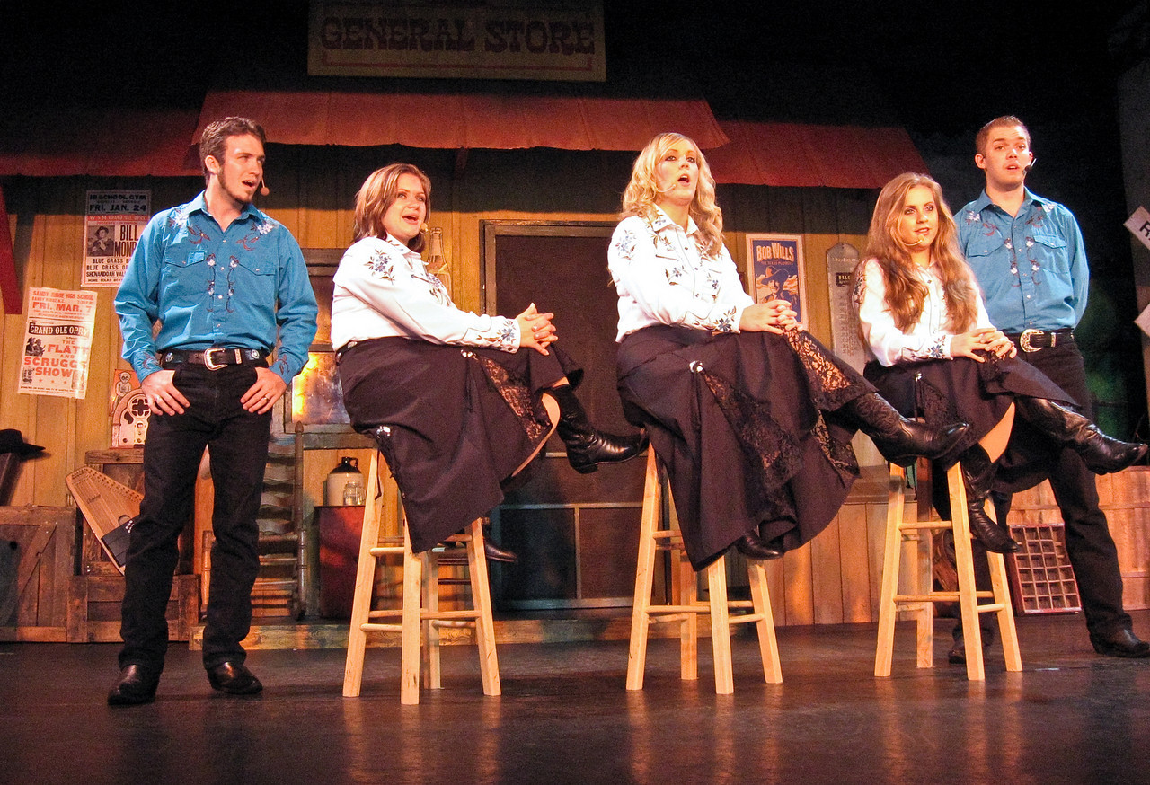 1782 Performers at Dollywood
