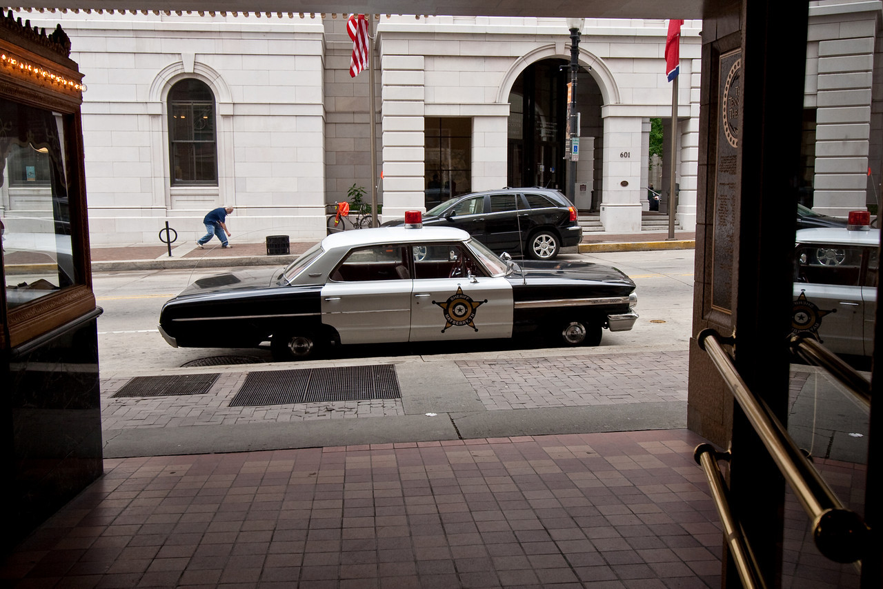 7952 Mayberry RFD car