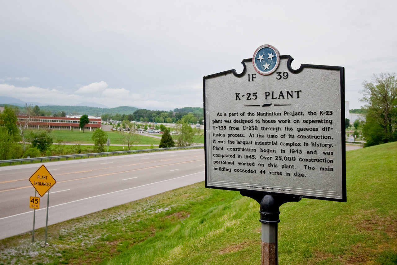 7303 K-25 Plant