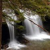 DeBord Falls at Frozen Head State Park, TN<br /> located in Morgan County