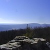 Summit View from Black Mountain, TN looking out toward Grassy Cove in the distance.  A drive in Grassy Cove and the Cumberland Homesteads is very beautiful!