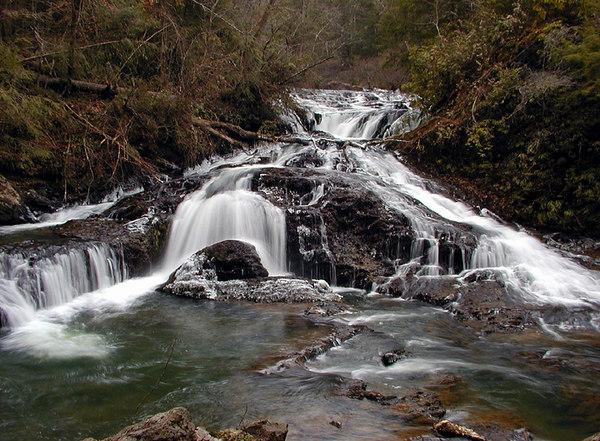 Lower Turtletown Falls<br /> Turtletown Scenic Area, TN