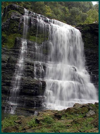 Burgess Falls TN