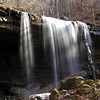Big Laurel Falls<br /> Virgin Falls Pocket Wilderness, TN<br /> New Years Day 2009