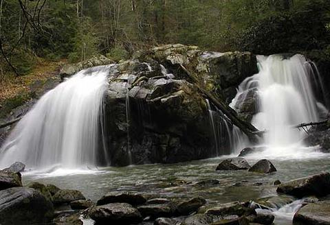 Upper Turtletown Falls<br /> Turtletown Scenic Area TN