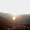 View from Balacony of Park Vista Hotel