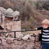 Benjamin at Rock City, Chattanooga, TN - 4/5/85