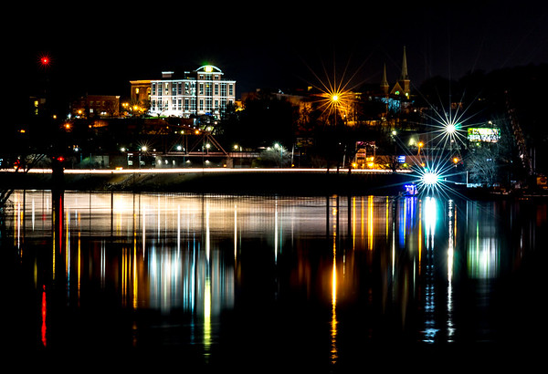 Reflection on the Cumberland