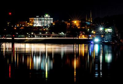 Cumberland in the evening