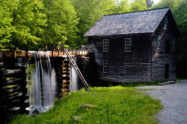 Mingus Mill - Smoky Mountains
