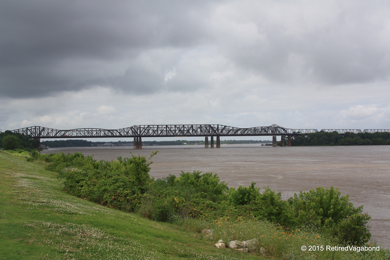 Mississippi River Storm Approaching
