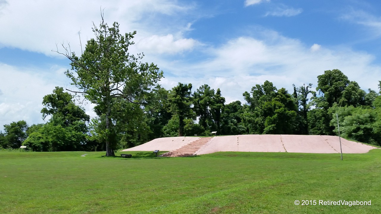 The Mounds of Chucalissa Indians