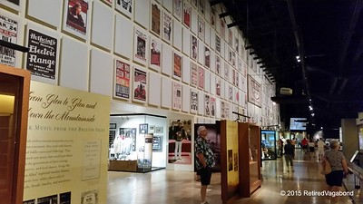 Exhibit Hall - Country Music Hall of Fame Nashville
