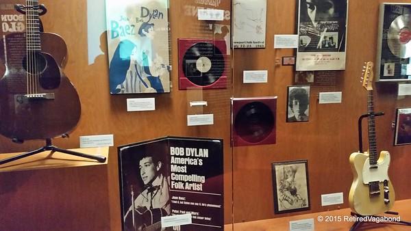 Bob Dylan Exhibit