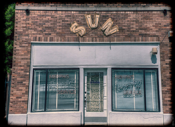 Sun Records in Memphis
