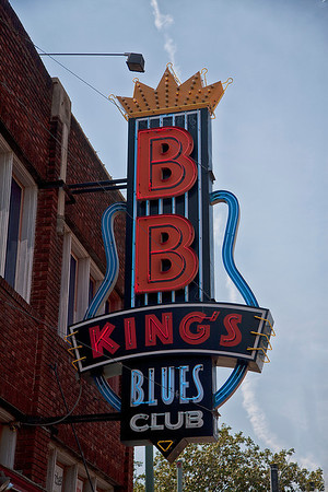 BB Kings Blues Club in Memphis, TN