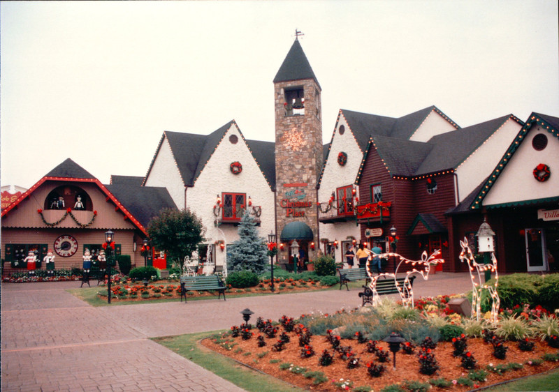 Christmas Village Pigeon Forge