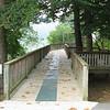 Walkway to Nature Center - Steele Creek Park - Bristol, TN