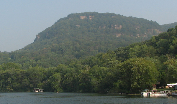 Chattanooga, TN - Tennessee River Gorge Cruise - Donna L