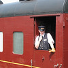 Ticket Taker - Tennessee Valley Railroad Museum - Chattanooga, TN