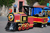 "The ""magic express"" train for kids of Tequisquiapan"