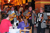 "Being serenaded in front of <a href=""http://www.kpuchinos.com.mx/"">K'Puchinos</a> restaurant in Tequisquiapan"