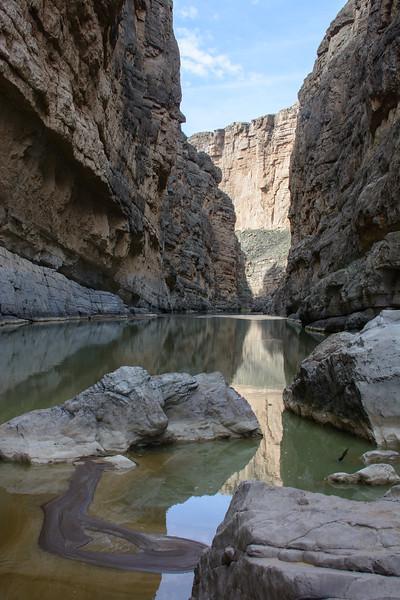 A Quiet River