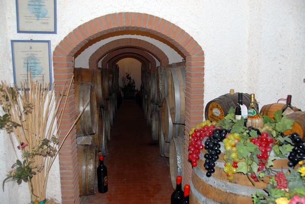 Lagerrom for vin..