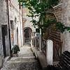Trange gater i gamlebyen..