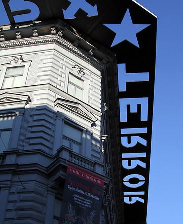 Terror Háza - House of Terror, Budapest, Hungary 2010