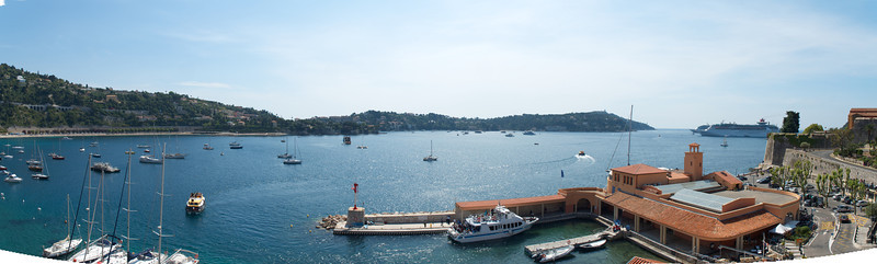 Villefranche Sur Mer Panorama