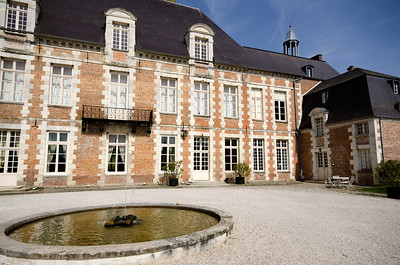 Chateau front