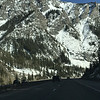 Travel on I-70 West to Vail from Denver