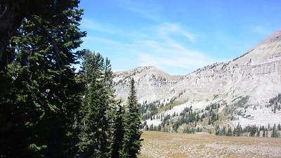 Fox Pass Panorama