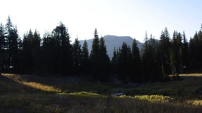 Morning Panorama at Camp 1