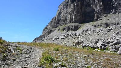 Death Canyon Shelf Panorama