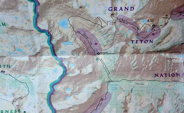 Teton Crest Hike Day 4