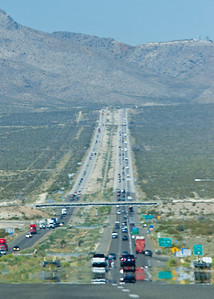 Road on Nevada