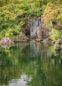 Japanese Gardens at Lethbridge, Alberta, CA