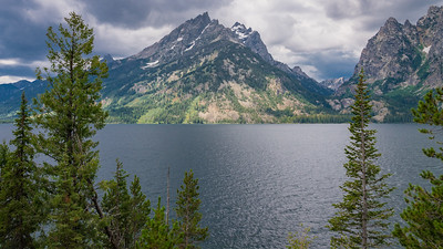 The Grand Teton National Park - Jenny Lake