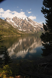 Reflections on Jenny Lake
