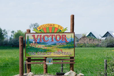 Welcome to Victor, Idaho!