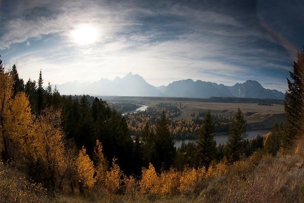 Tetons/Yellowstone 2010