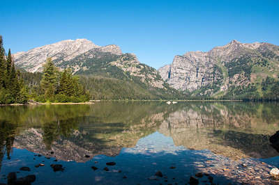 Tetons - Phelps Lake