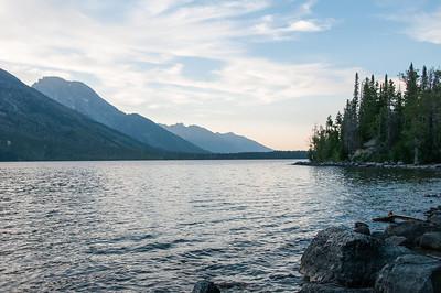 Tetons - Jenny Lake area