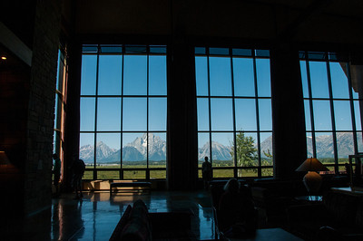 Teton National Park - Jackson Lodge