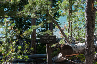 Tetons - Rockefeller Preserve, Taggart Lake Hike