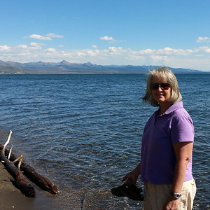 Yellowstone - Yellowstone Lake